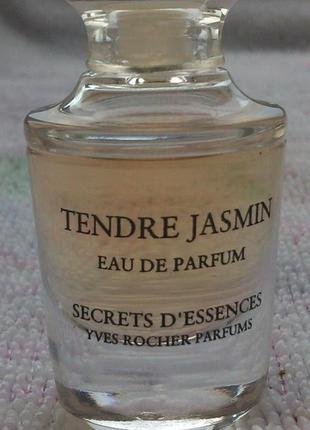 Yves rocher tendre jasmin миниатюра 5 мл