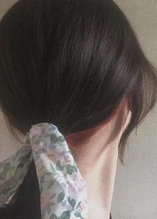 Резинка для волос 🌱