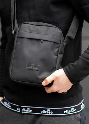 Сумка через плече сумка-мессенджер south classic black