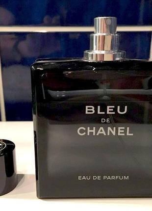 Chanel bleu de chanel edp оригинал_eau de parfum 5 мл затест
