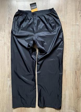 Мужские спортивные штаны дождевик на мембране regatta professional