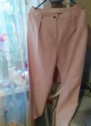 Шикарные широкие брюки