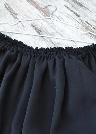 Красивое женственное платье-сарафан на плечи от h&m6 фото