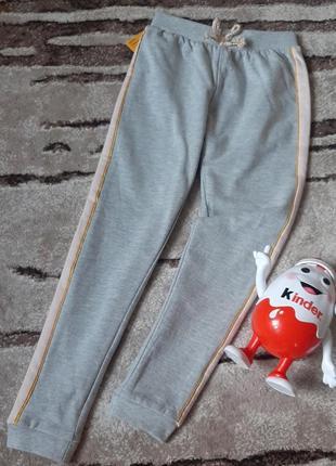 Нови штани для дівчинки  , штанці на флісі  , тепли штанишки