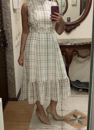 Платье reserved (l)