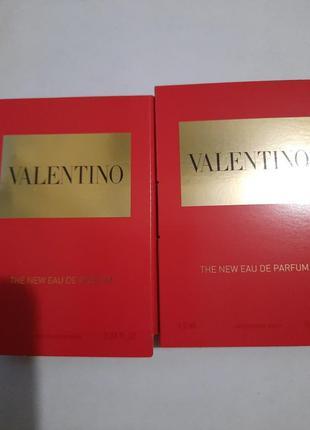 Парфюмированная вода the new eau de parfum valentino