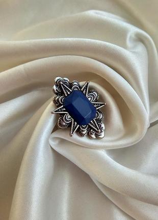 Винтажное кольцо в стиле бохо америка