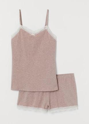 Піжама h&m. пижама. розмір xl.