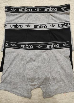 Боксери чоловічі  umbro  ( німеччина ). розмір s .  оригінал.