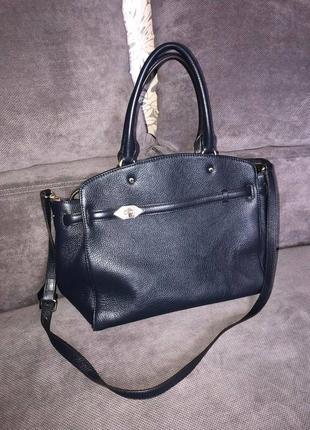 Pourchet статусная кожа оригинал сумка