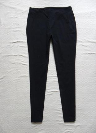 Боталы большие стрейчевые черные брюки штаны italy, 20-22 размерa.