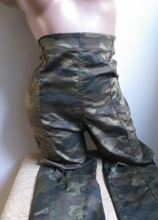 Джеггинсы. джинсы высокая посадка. джинсы в обтяжку. скинни. милитари, хаки, зеленые, армейские.