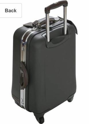 Стильный,большой чемодан премиум класса- delsey.франция.30л.