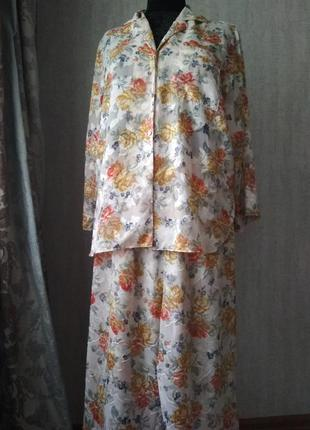 Винтажная пижама
