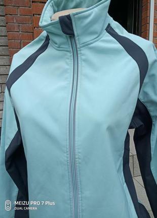 Многофункциональная термокуртка, ветровка softshell