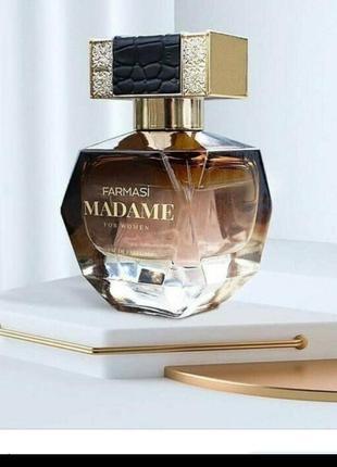 Парфюмированная вода madame от farmasi, 50мл