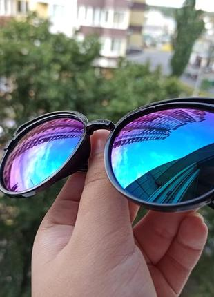 Солнцезащитные очки женские хамелеон