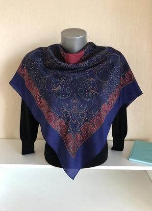 Шёлковый платок bloomsbury for tie rack