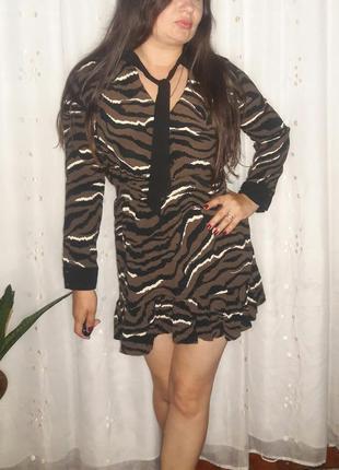Платье zara размер л