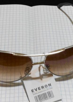 Солнцезащитные очки италия с белой оправой9 фото