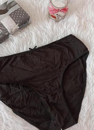 Трусики bikini размер m, 10-12 набор 4 шт, primark