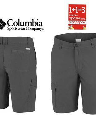 ❤1+1=3❤ columbia мужские функциональные хлопковые шорты карго