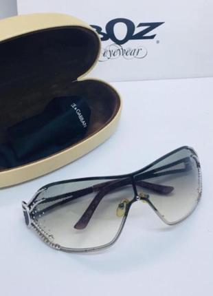 Trussardi натур стразы swarovski оригинал очки