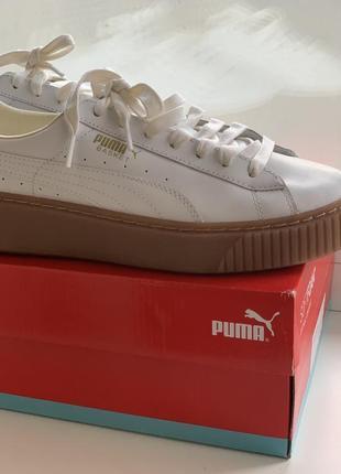 Кросівки puma basket , нові, 39 розмір