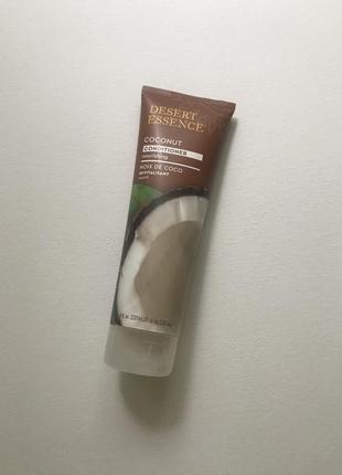 """Кондиционер для волос """"кокос"""" desert essence hair care organics coconut conditioner2 фото"""