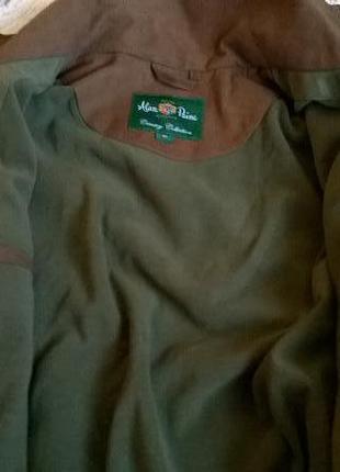 Новая куртка-парка английского премиум бренда alan paine-м-ка2 фото