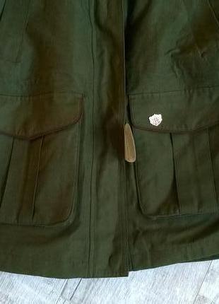 Новая куртка-парка английского премиум бренда alan paine-м-ка3 фото