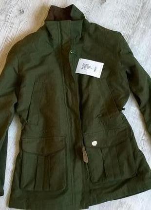 Новая куртка-парка английского премиум бренда alan paine-м-ка