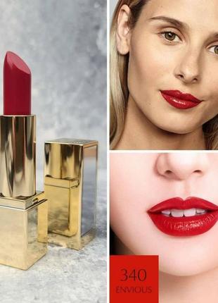 Помада estee lauder pure color envy sculpting lipstick 340 envious