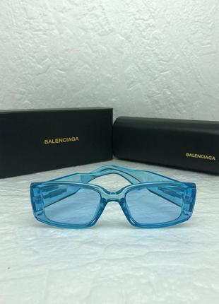 Женские солнцезащитные очки в стиле balenciaga💥lux качество