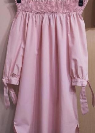 Фирменное платье сарафан туника рубашка