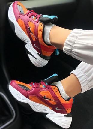 Nike m2k tekno женские кроссовки