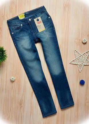 Джинсы levis slim straight, джинси для дівчинки, одежла для девочки, штаны, брюки