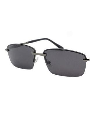 Солнечные очки sumwin прямоугольные черные с поляризацией