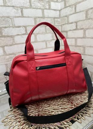 Спортивная дорожная сумка3 фото