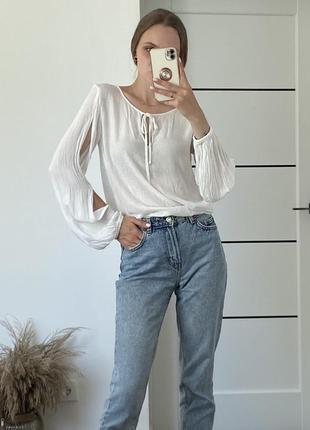 Блуза легкая reserved