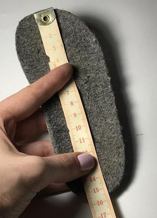 Kuoma зимние детские валенки сапоги ботинки очень теплые синие черные4 фото