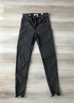 Джинси скіні, джинси pull&bear