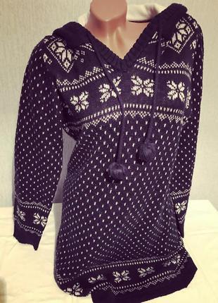 Теплое платье vero moda