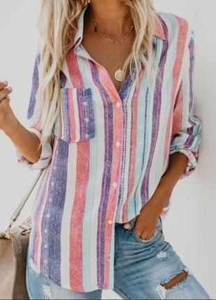 Рубашечка в городском стиле