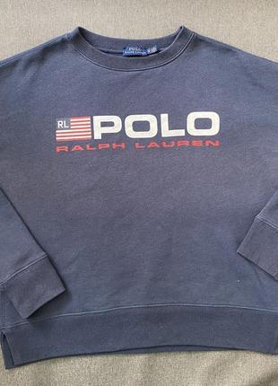 Оригинальная кофта свитер polo ralph lauren