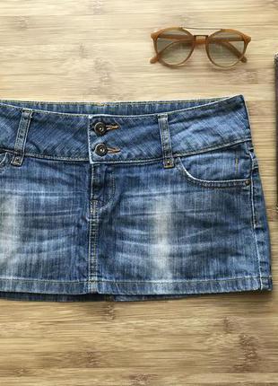 Крутая юбка mango р 38