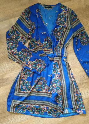 Платье в стиле дольче габана