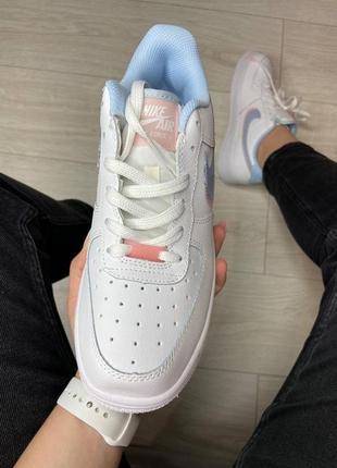 Nike air force 1 lv8 белые купить найк аир форс женские