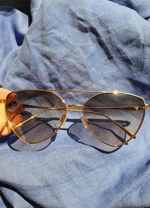 Очки, окуляри, омбре