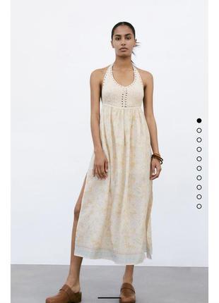 Плаття zara нова колекція,сукня zara ,сарафан zara